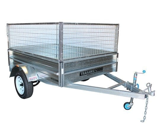 Trailers-Flexihire
